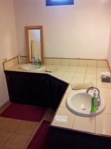 Love double vanities, need to get more mirrors...
